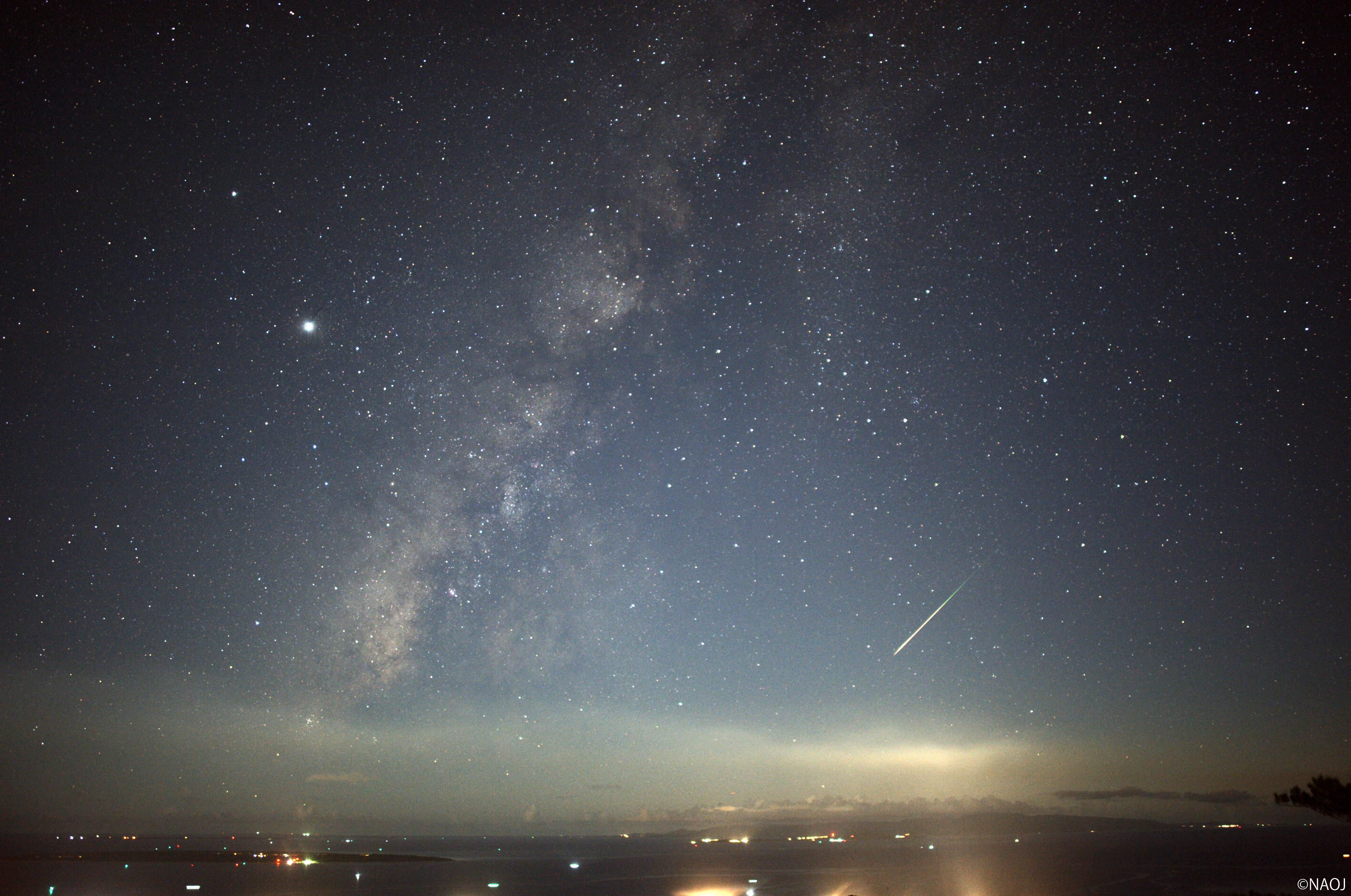 ペルセウス座流星群 (2020年) - 1